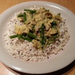 low carb Thai chicken curry