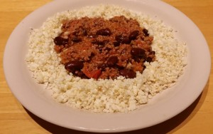 Low Carb Chilli Con Carne