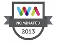 Nominated for the 2013 Realex Web Awards