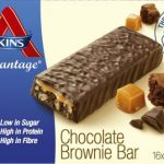 Box of Advantage Brownie Caramel