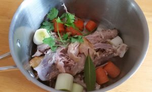 Homemade Beef Stock